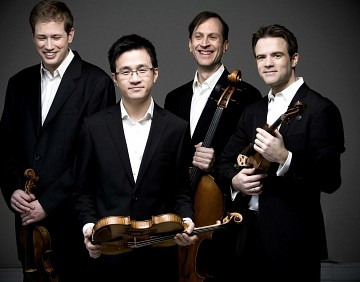 New Orford String Quartet [Photograph: Alain Lefort]