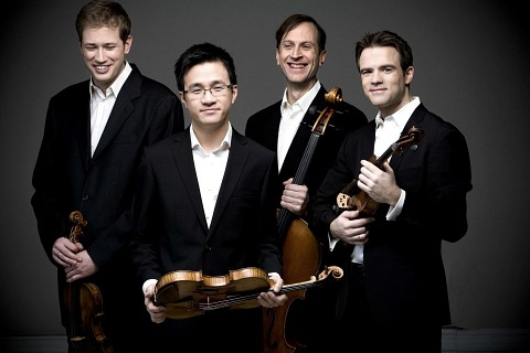 New Orford String Quartet [Photo: Alain Lefort]