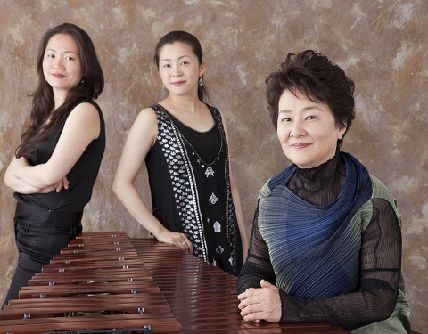 The Fujii Family Percussion Ensemble