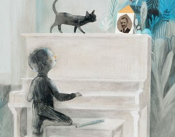 Illustration, Le piano muet